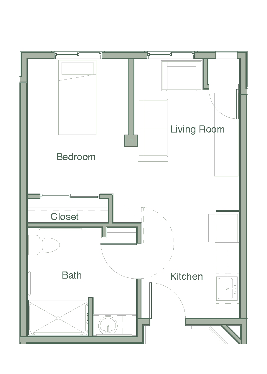 Floor Plans | Legacy House of Avondale